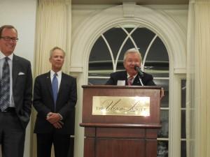 Ronald P. Sandmeyer Jr., Rodney C. Sandmeyer, and Ronald P. Sandmeyer, Sr.