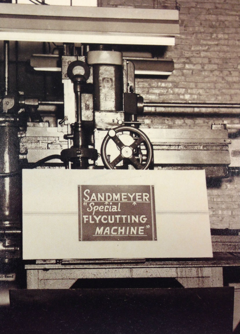 Sandmeyer History