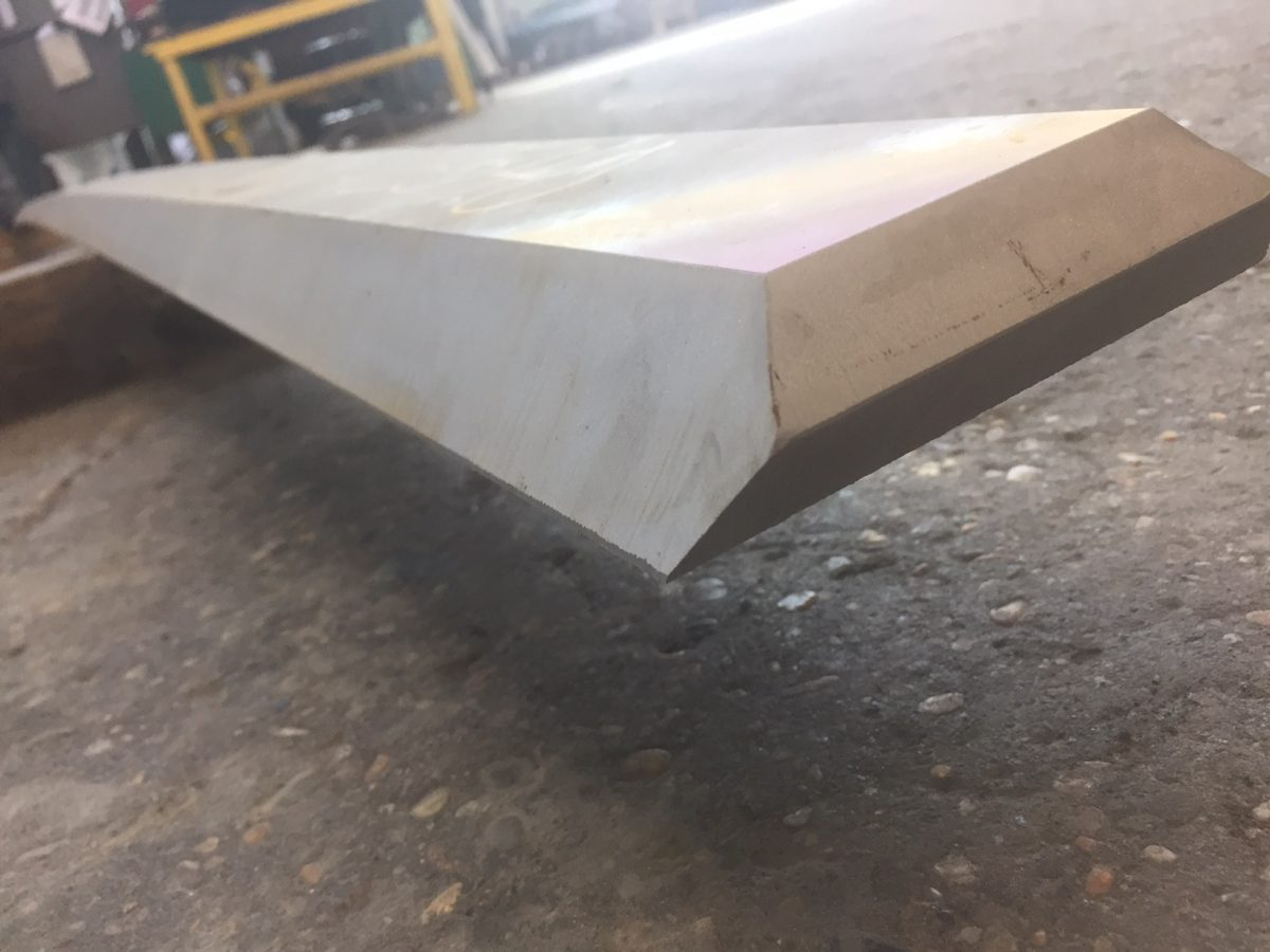 Extra Long Cut Piece- Alloy 800