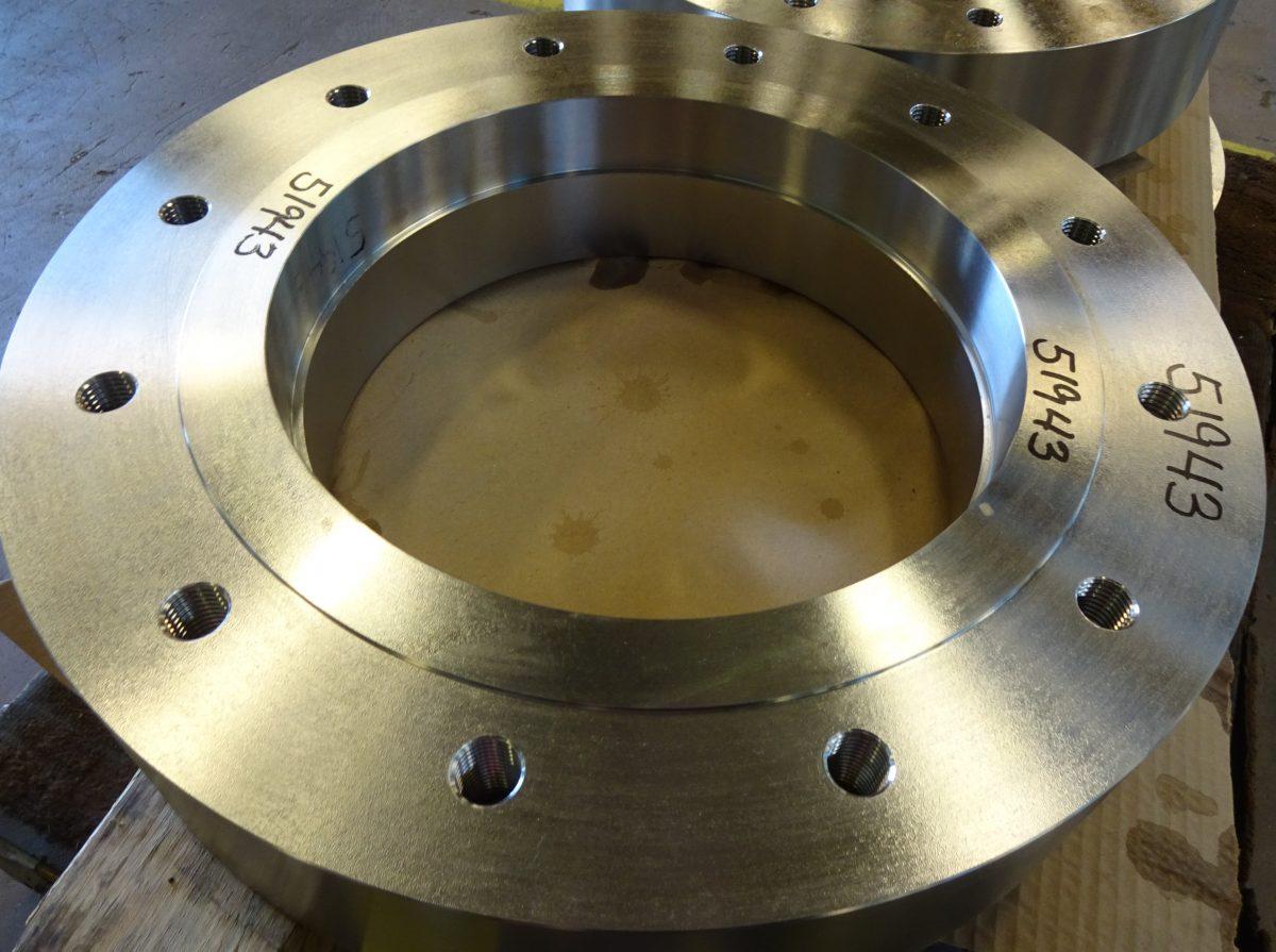 316L Used in Pressure Vessel Industry