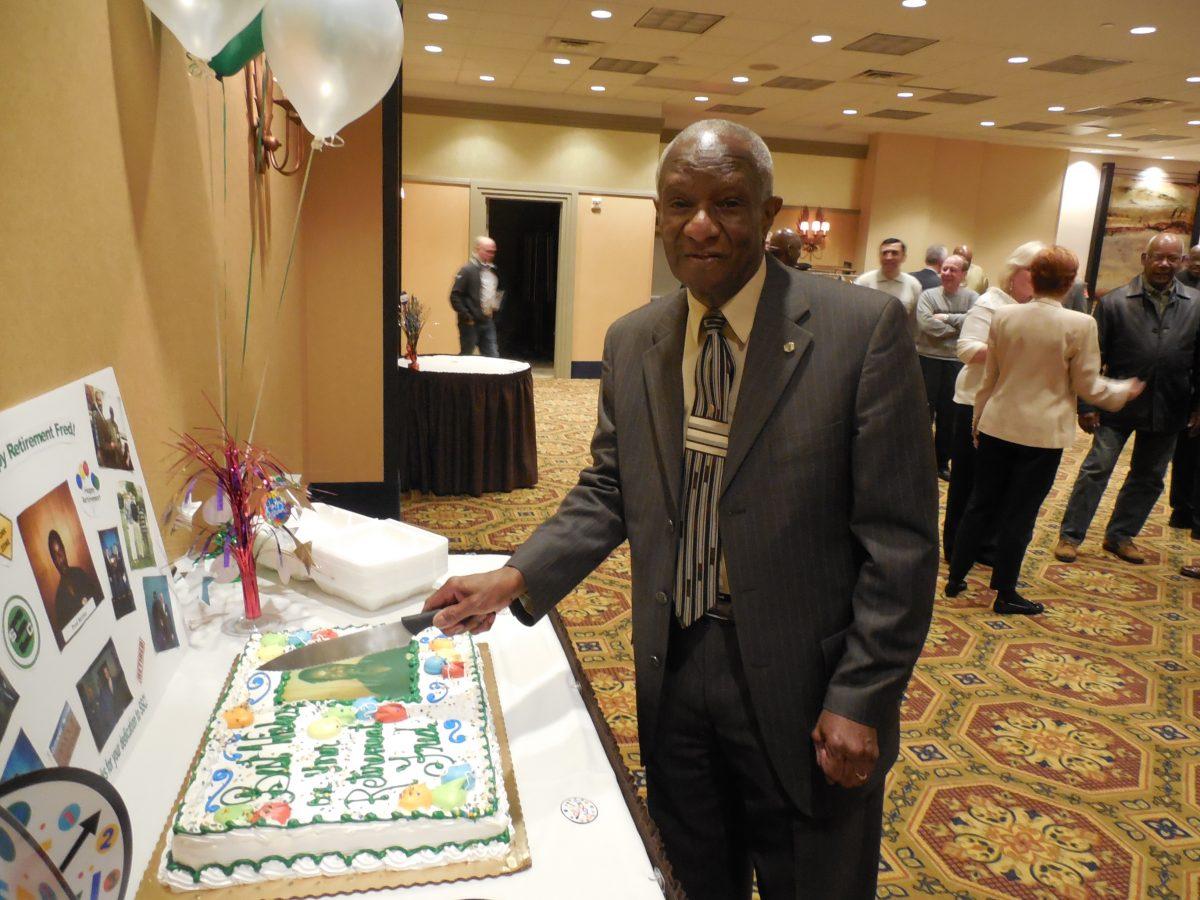 Fred Buttler Retirement Celebration