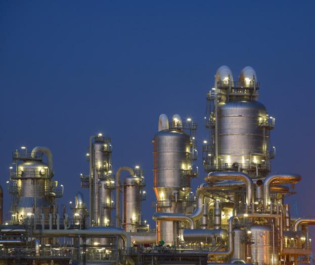 Petroleum Refining Sandmeyer Steel Company