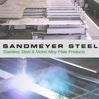 Alloy 2205 Duplex Stainless Steel Plate - Sandmeyer Steel