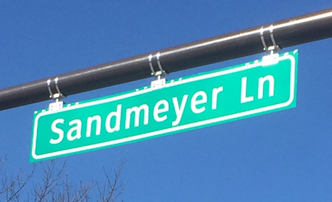 Sandmeyer Lane