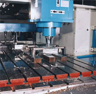 Milling Capabilities at Sandmeyer Steel Company